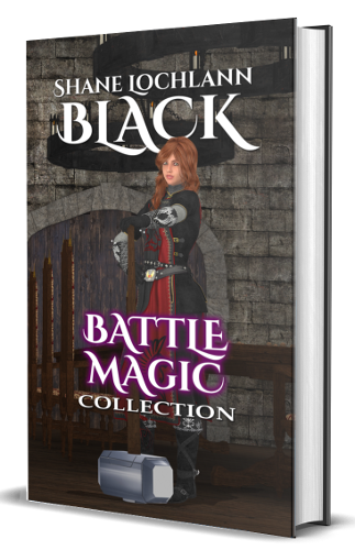 Battle Magic Collection by Shane Lochlann Black