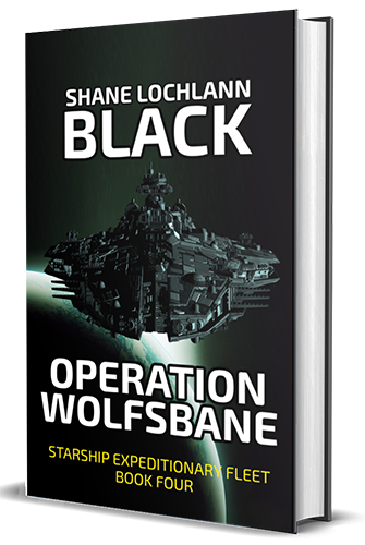 Operation Wolfsbane by Shane Lochlann Black