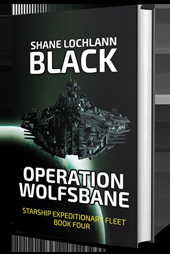 Operation Wolfsbane by Shane Lochlann Black